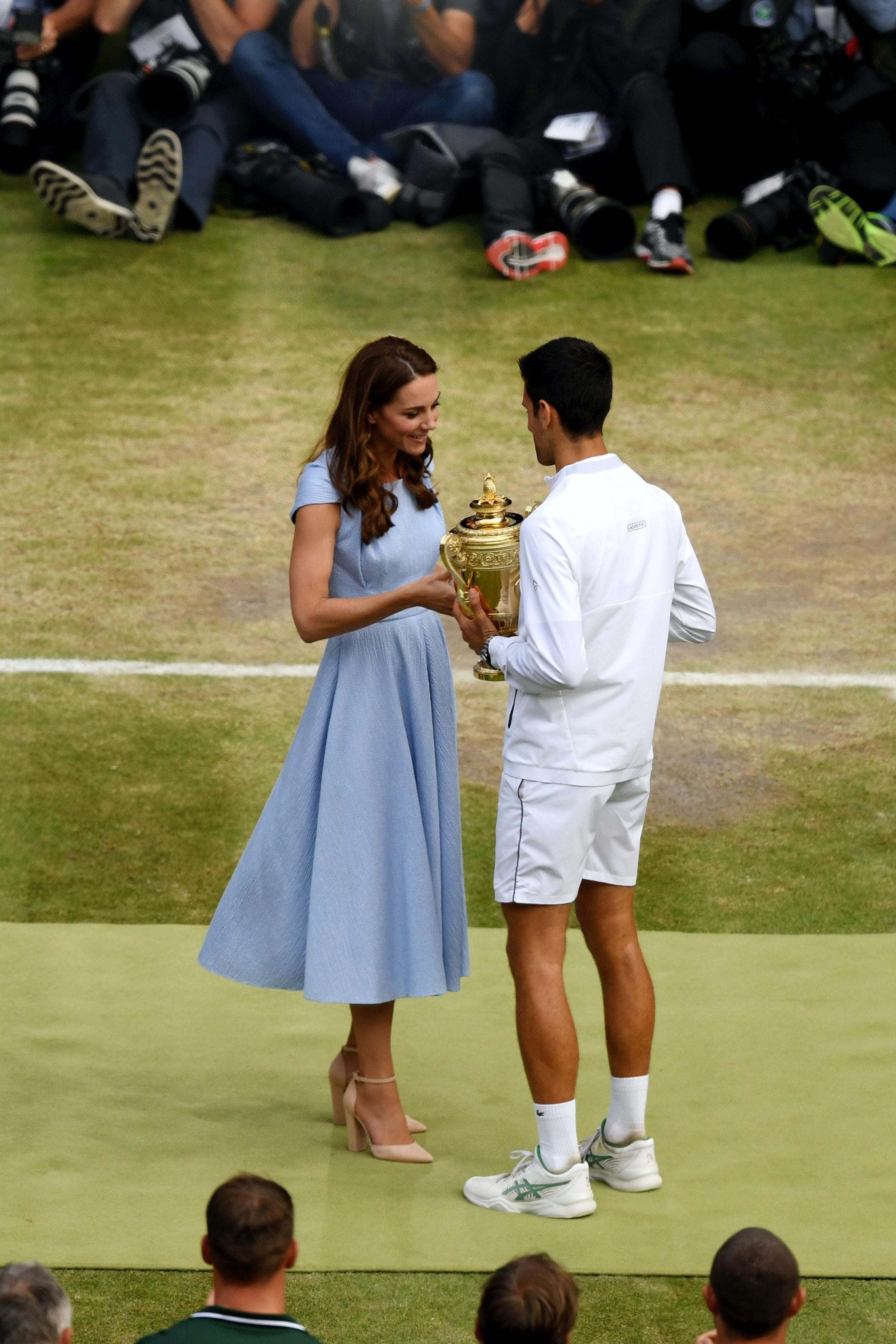 Kate Middleton Wore Aldo Nicholes Heels