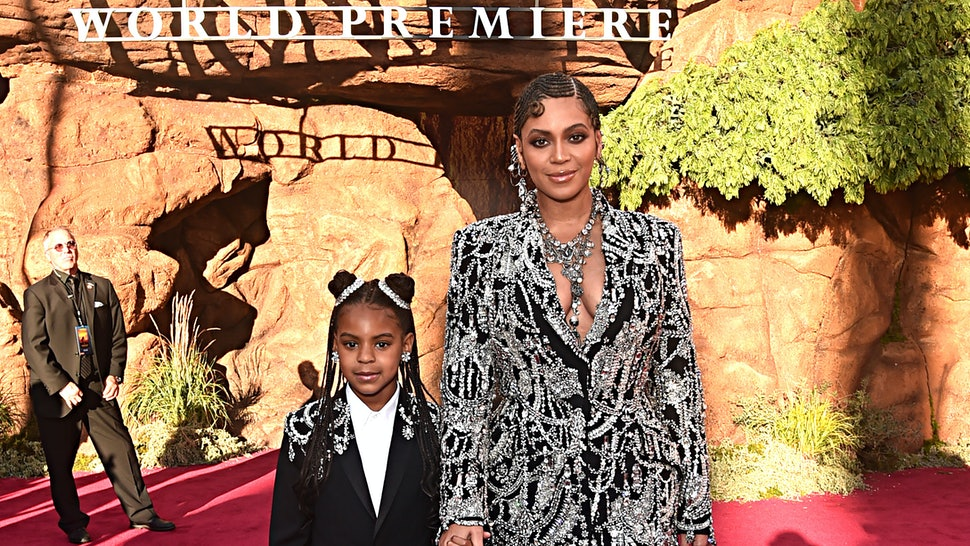 Blue Ivy's New Song For 'The Lion King: The Gift' Is Proof