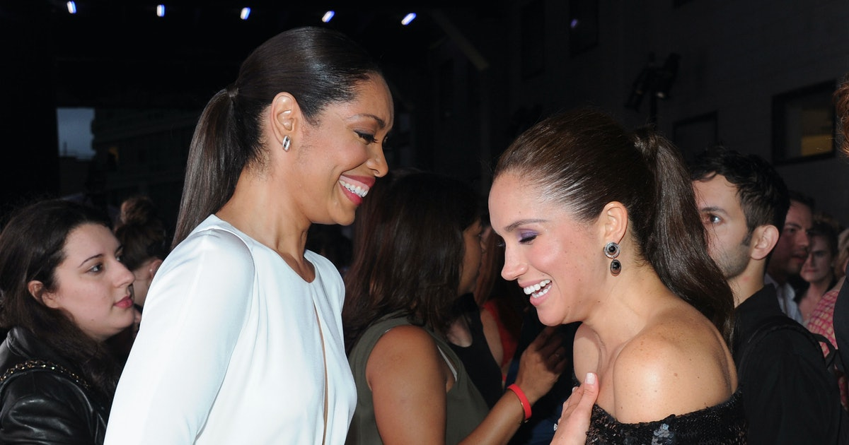 What Does Meghan Markle Think Of 'Pearson'? The Former 'Suits' Star & Gina Torres Are Close