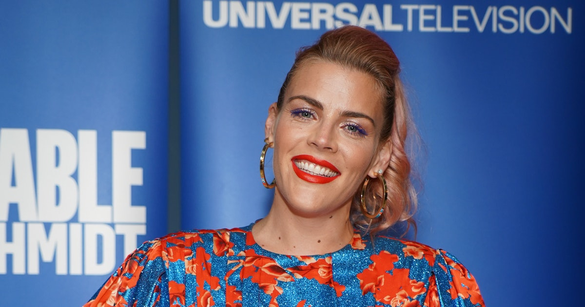 Busy Philipps' Swarovski Crystal Band-Aid Is The Accessory You Never Knew You Needed