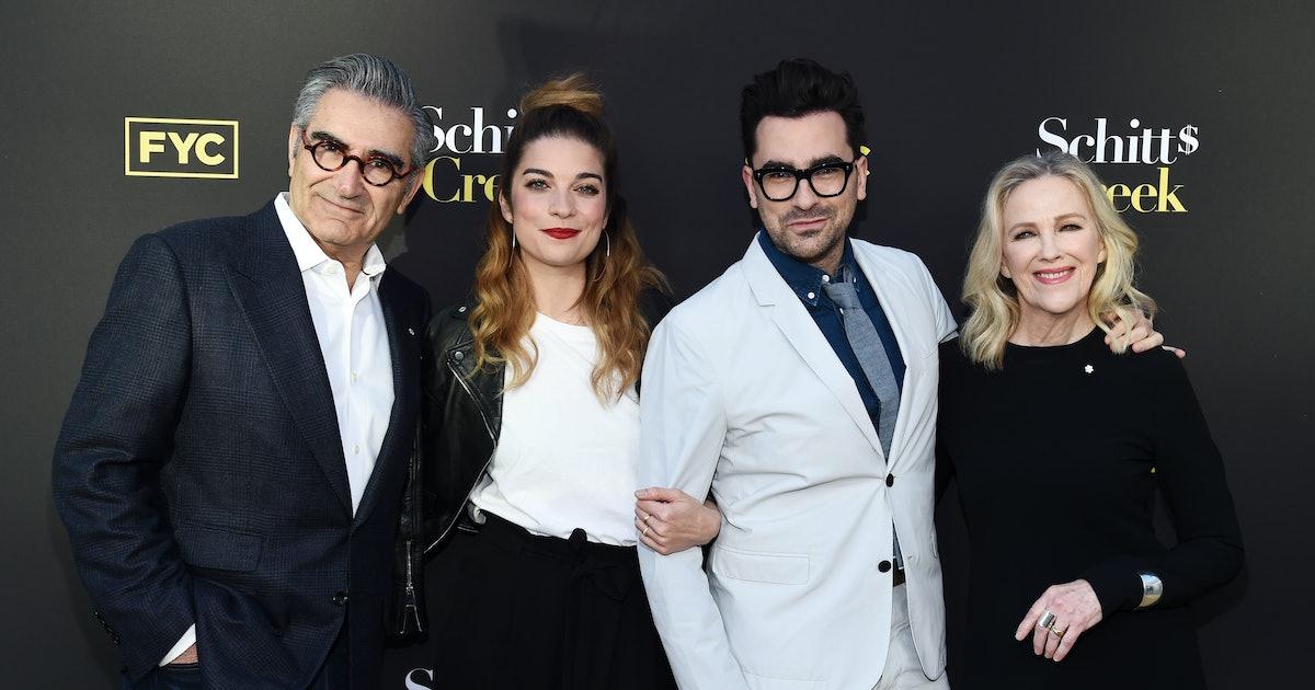 'Schitt's Creek's 2019 Emmy Nominations Made Both Dan Levy & Fans Ecstatic