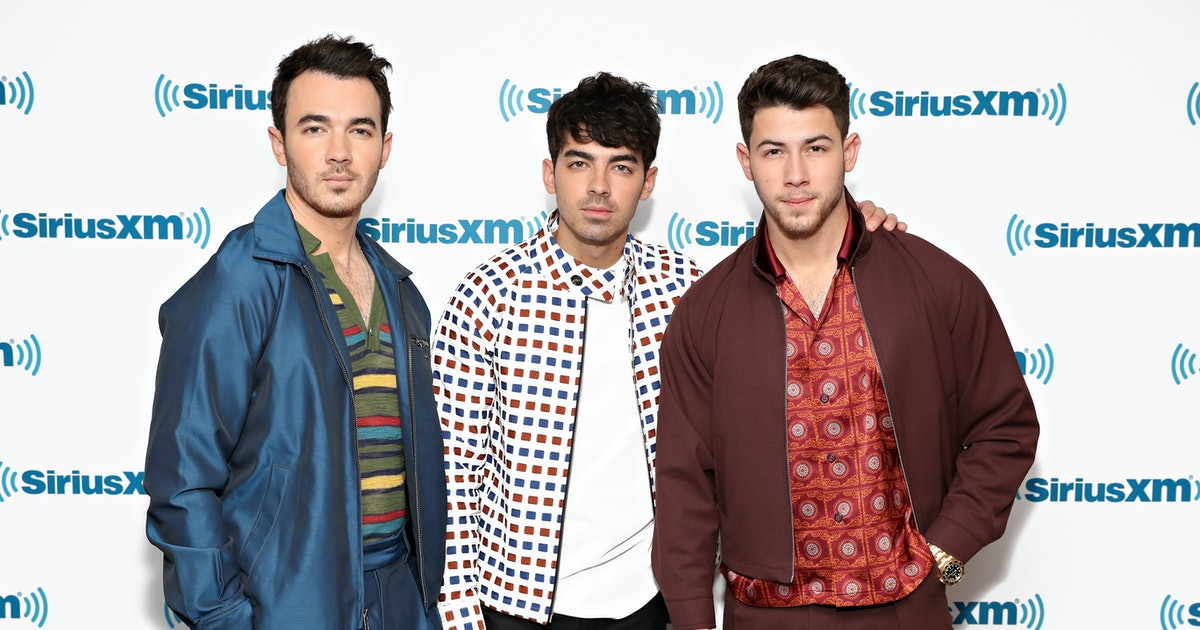 The Jonas Brothers' FaceApp Photo Is One Only True JoBro Fans Will Appreciate