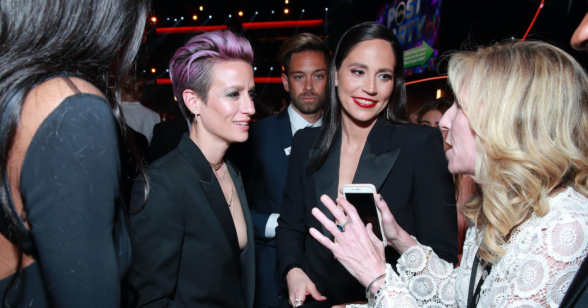 Megan Rapinoe & Sue Bird's Astrological Compatibility Says They're A Winning Combo