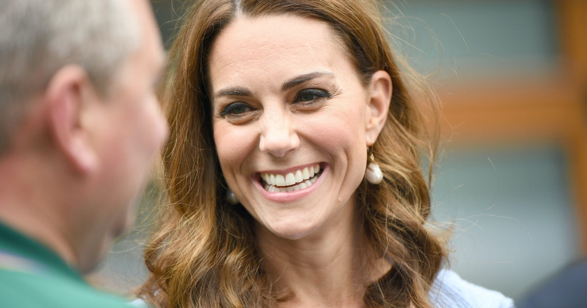 Kate Middleton's Heels At Wimbledon Cost $80 & Are Available At Your Fave Shoe Store