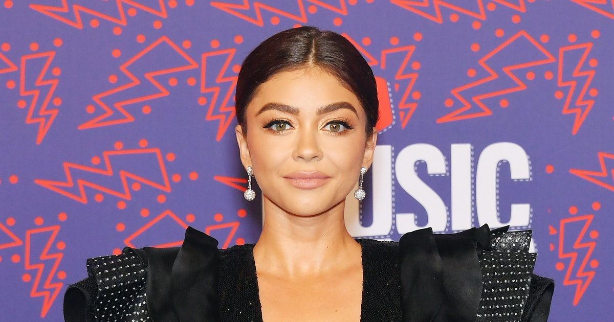 Sarah Hyland's Engagement Ring Is More Expensive Than Your Parents' House