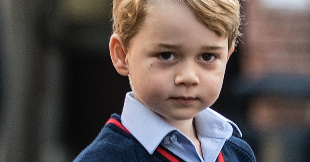 Prince George's 6th Birthday Is Coming Up & His Family's Reported Plans Sound Magical