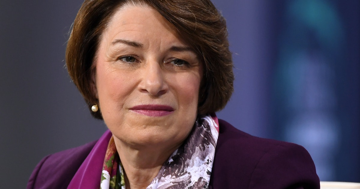 """Amy Klobuchar On Why She Can Beat Trump & The Limits Of """"Free College For All"""""""