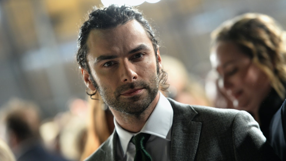 Who Is Aidan Turner Dating In 2019? The 'Poldark' Actor