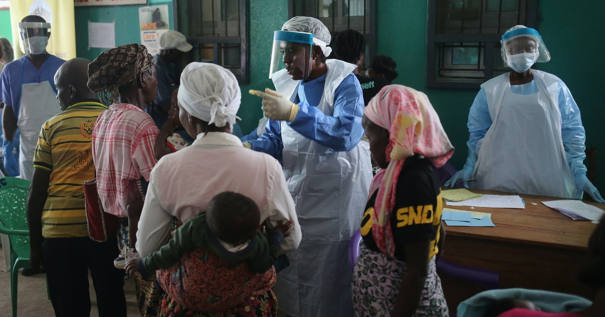 The Ebola Outbreak In Congo Is Now A Global Health Emergency — Here's What That Means