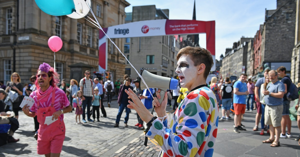 Cheap Ways To Get To The Edinburgh Fringe Festival, Because Lord Knows We Need Them