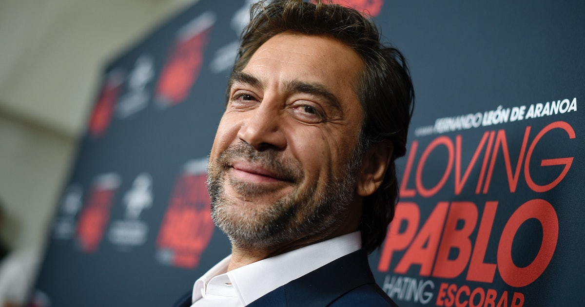 Javier Bardem Might Play King Triton In 'The Little Mermaid' & Fans Are Pumped
