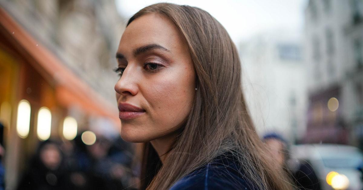 Irina Shayk's Tie-Dye T-Shirt Proves The Trend Isn't Going Anywhere