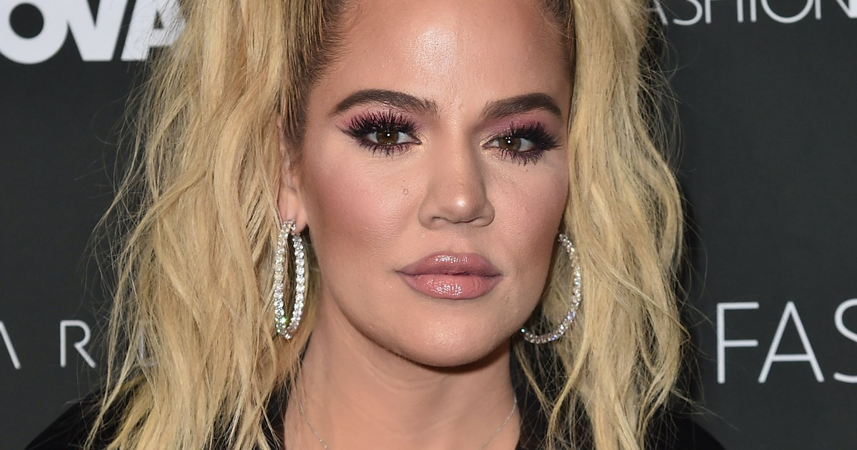 Khloe Kardashian's Response To True Looking Like Tristan Thompson Is All About Positivity