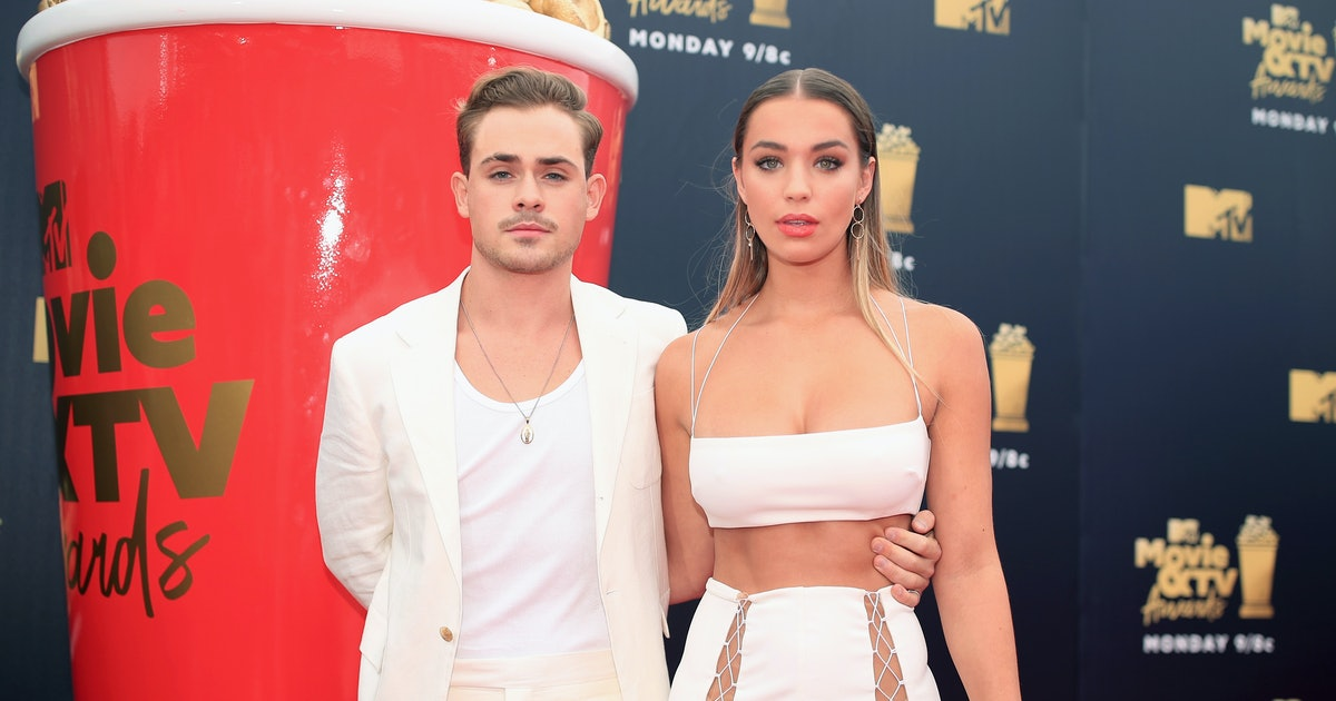Who Is Dacre Montgomery Dating? The 'Stranger Things' Actor Is In A Very Sweet Relationship