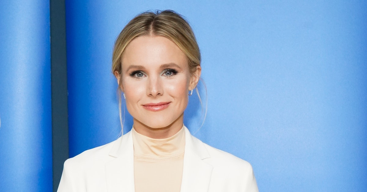 This Video Of Kristen Bell's Kids Guessing Her Age Is Too Cute