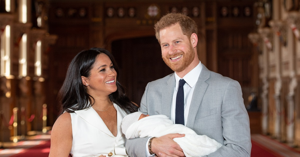 Baby Archie's Relationship With His Royal Cousins Is Already Blooming, According To Reports