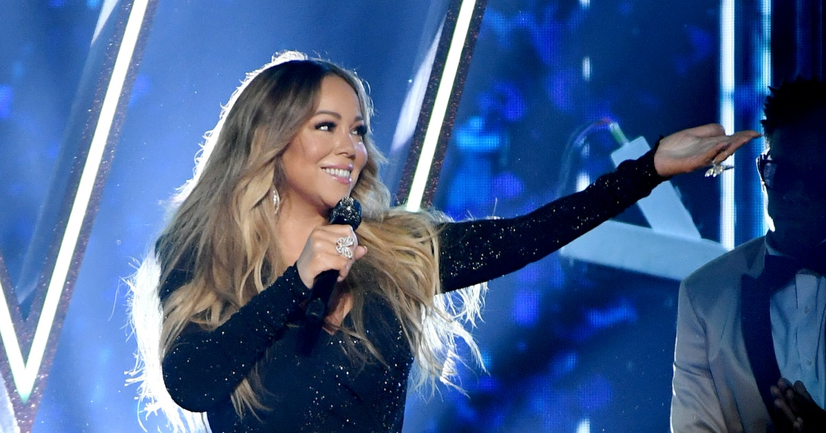 Mariah Carey Responded To Sam Smith's Musical Dream About Her In The Most Mimi Way Possible