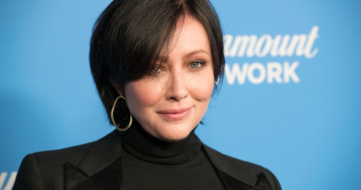 Shannen Doherty Will Join 'Riverdale' Season 4 For A Special Tribute Episode To Luke Perry