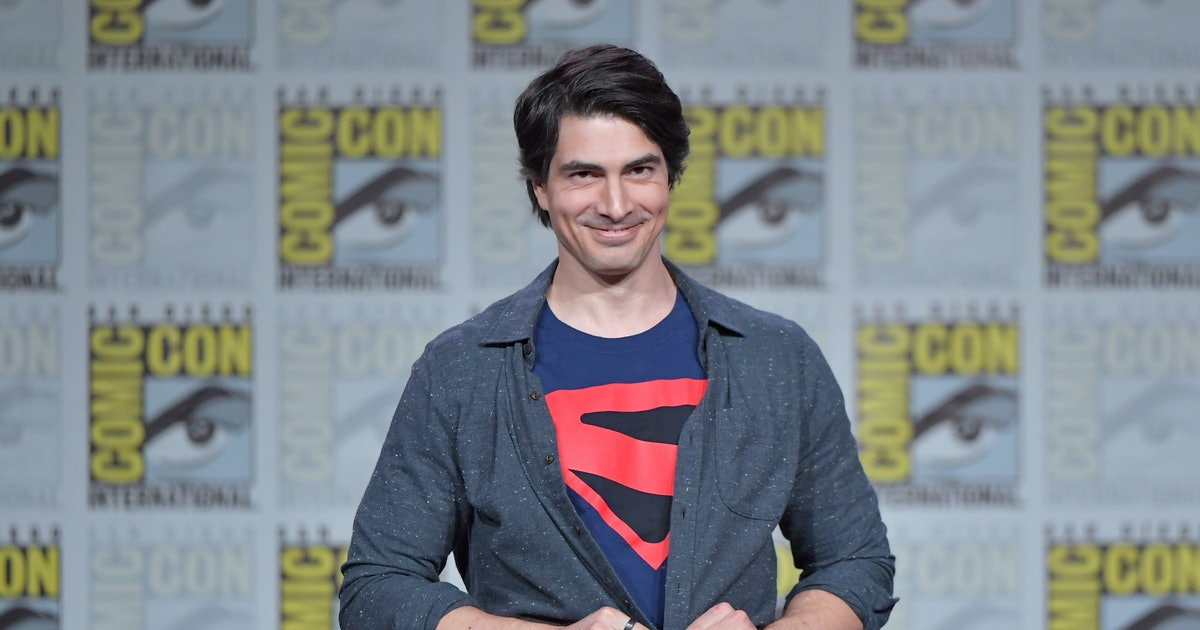Brandon Routh Teased His Superman Comeback At SDCC In The Most Clark Kent Way — VIDEO