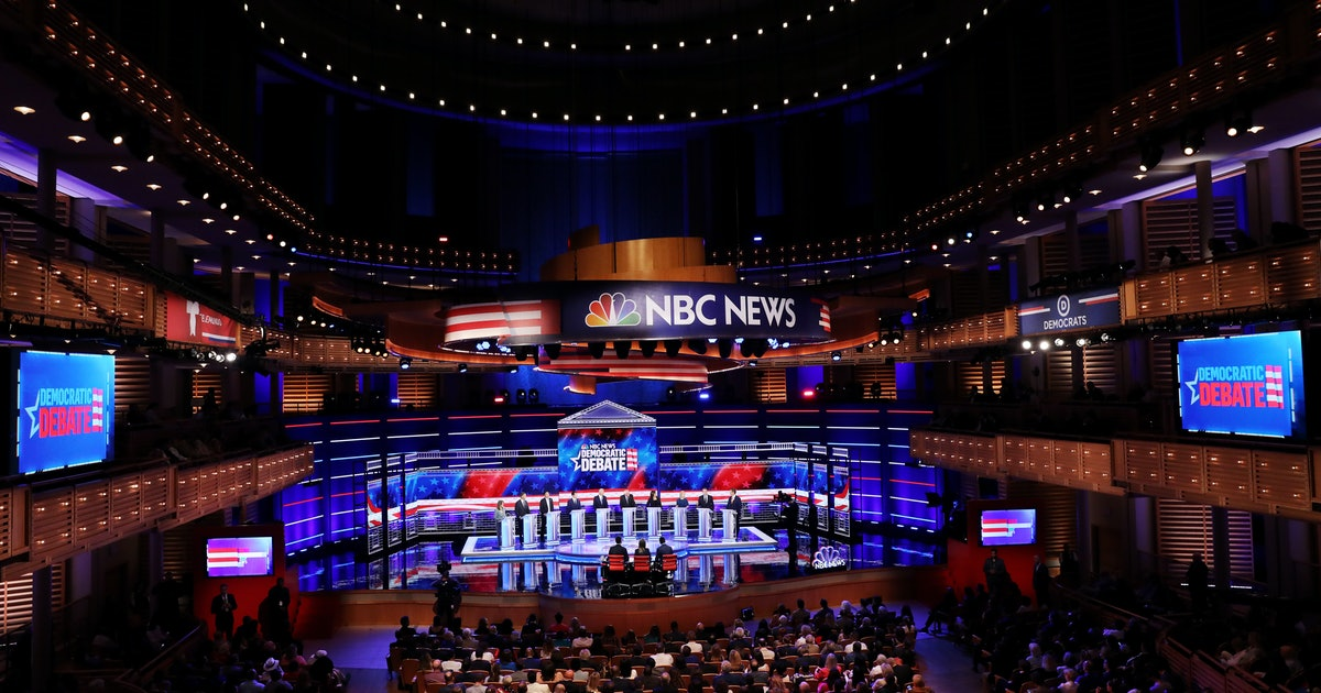 Who's In The Second Democratic Debates For 2020? The Candidates Have Finally Been Announced