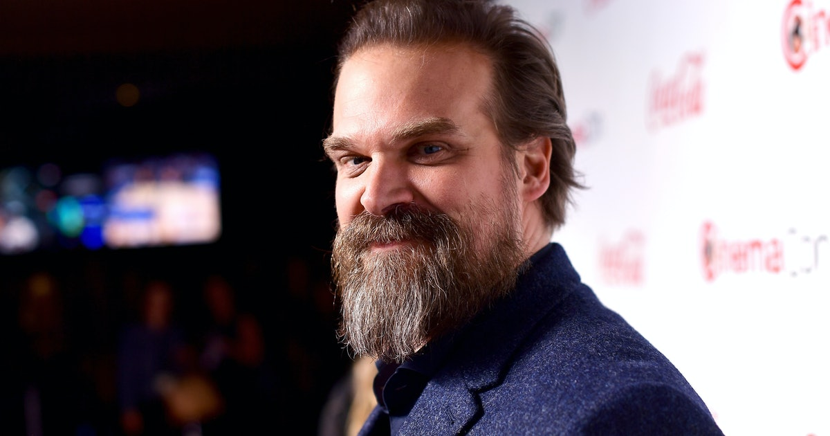 Who's David Harbour Playing In 'Black Widow'? He & Natasha Have Quite The History