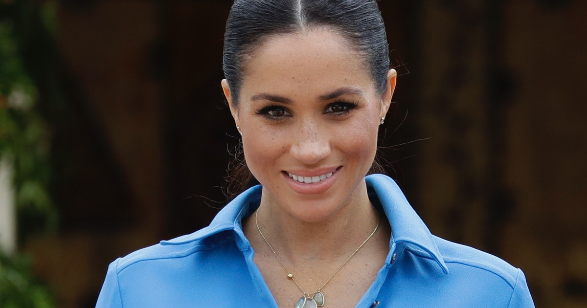 Meghan Markle's Banana Republic Pumps Are Back In Stock In 5 Colors