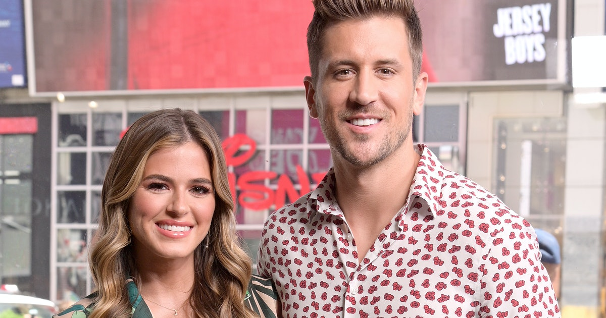 'Bachelorette' Alums JoJo & Jordan Defended Peter Amid The Drama With His Ex