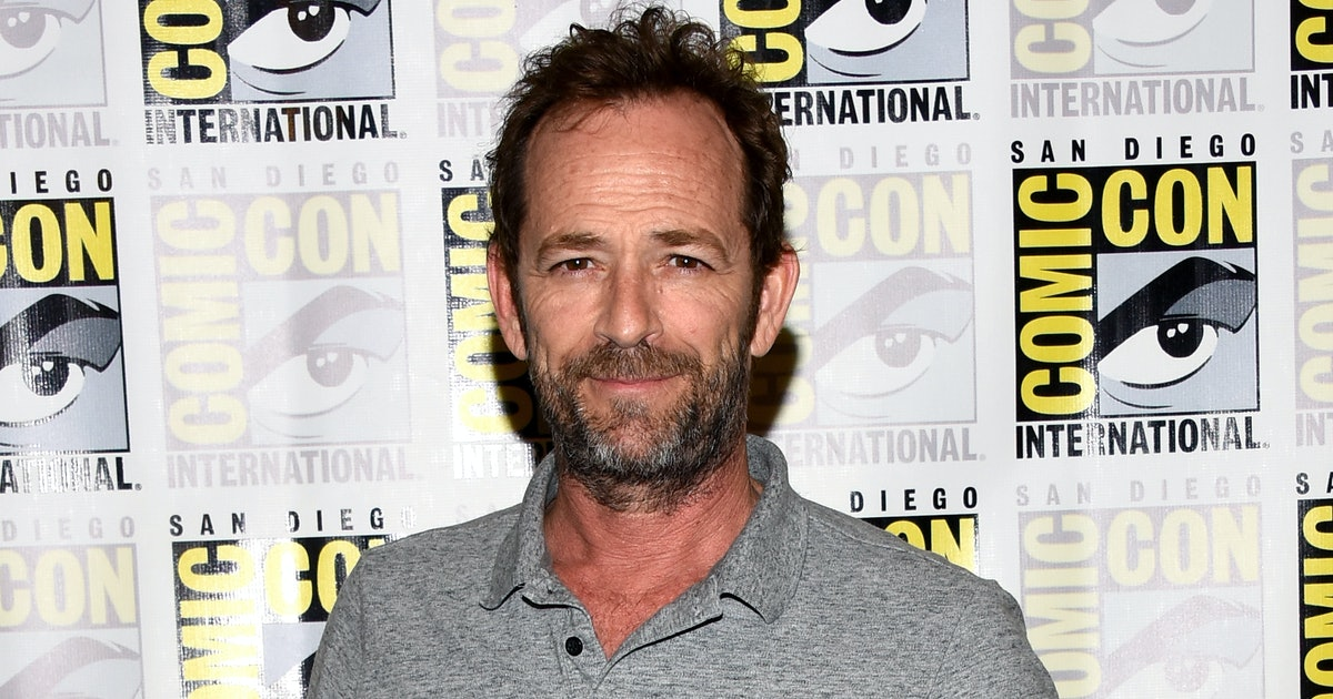 Luke Perry's Kids Honored His Final Movie Role By Sharing How Proud They Are Of His Work — VIDEO