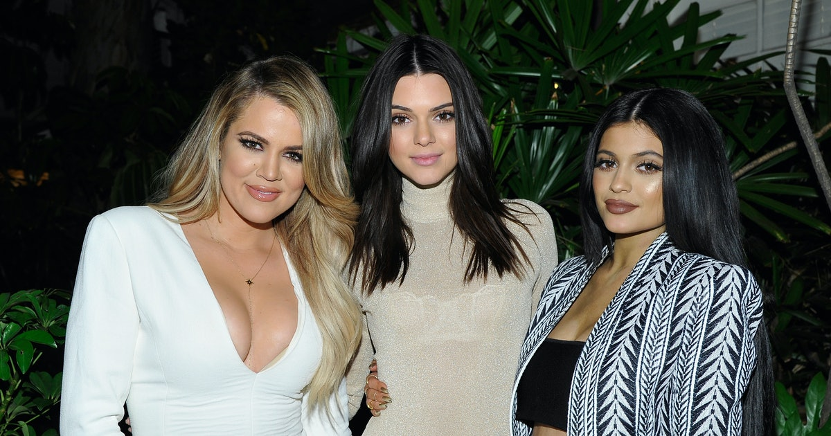 Khloe Kardashian's Photo Of True Modeling Proves She Takes After This Famous Aunt