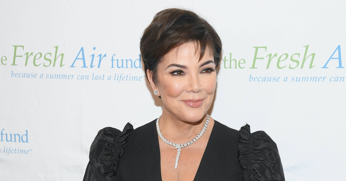 Kris Jenner's Photos From MJ's Birthday Party Have Fans Trolling Her Hard For 1 Reason