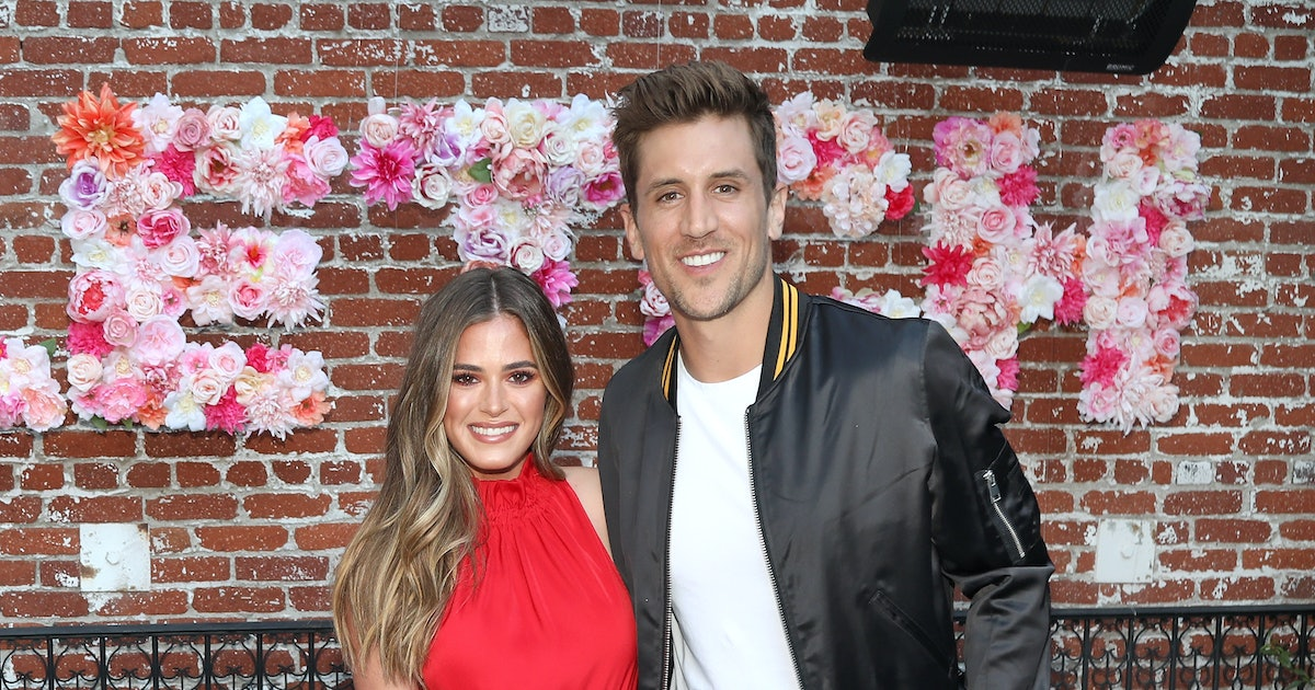 JoJo & Jordan's Wedding Update Reveals The One Detail The 'Bachelorette' Couple Still Needs To Decide