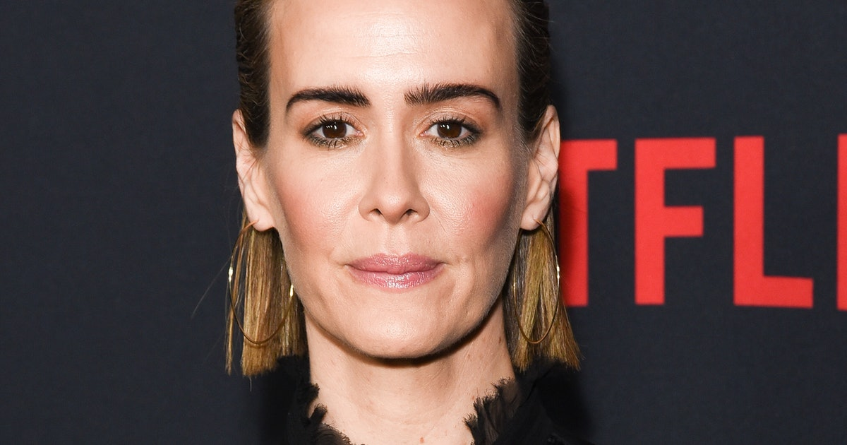 Sarah Paulson Won't Star In 'American Horror Story' Season 9, But Don't Freak Out Just Yet