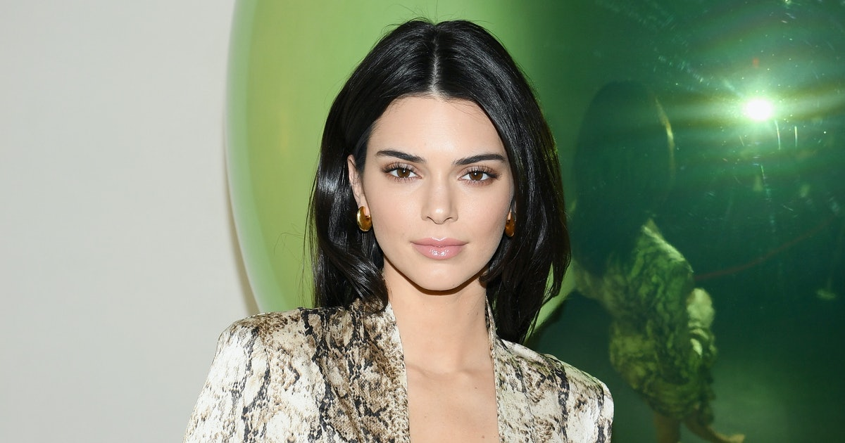 Kendall Jenner's Bottle Cap Challenge Video Was Seriously Impressive & Even Her Sisters Agree