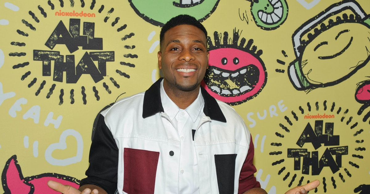 'All That' Star Kel Mitchell Wants Amanda Bynes To Cameo & It Would Be '90s Kids' Dream Come True