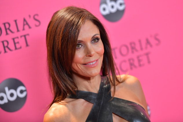 Bethenny Frankel stared on the Real Housewives of New York City.