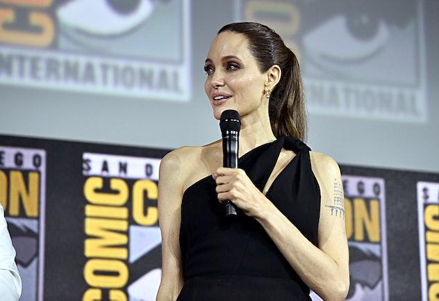 Angelina Jolie has two twins.