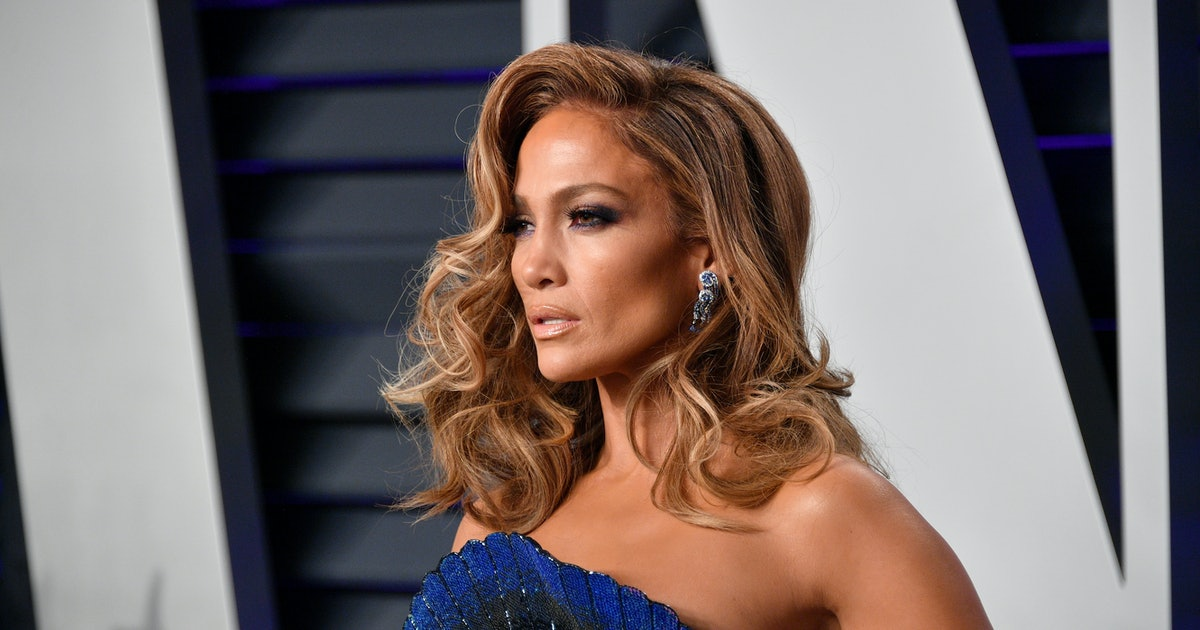 Jennifer Lopez's Sunglasses Made A Convincing Case For Granny-Inspired Glam This Summer