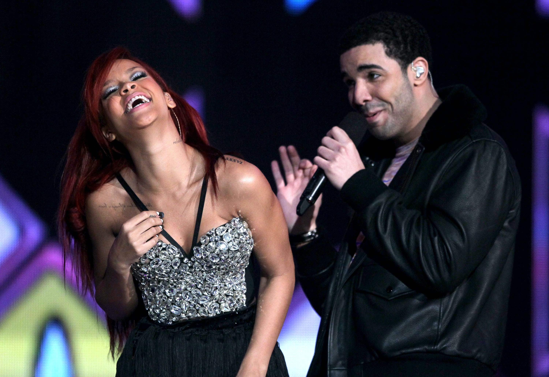 Drake och Nicki Minaj dating 2013