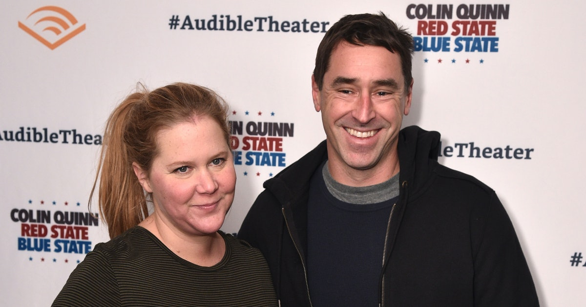 Amy Schumer's Comment About Parenting Being 'Nuts' Is Obviously Not Wrong
