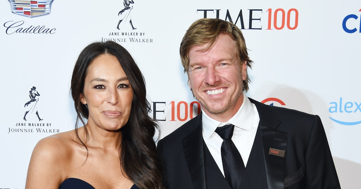 Joanna & Chip Gaines' Newest Member To Their Family Is Pawsitively Adorable — PHOTO