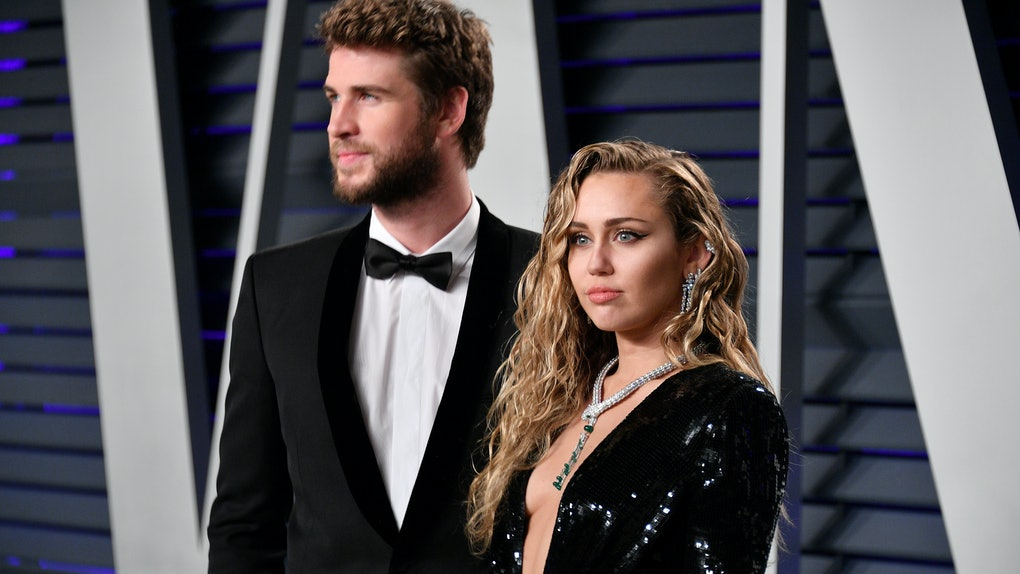 The Reported Reason For Miley Cyrus & Liam Hemsworth's Breakup Makes