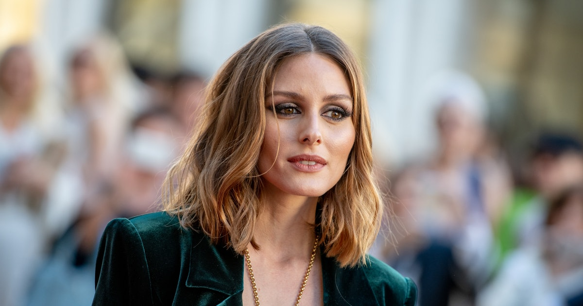 Olivia Palermo's Leopard Skirt Is A Fresh Take On An Old Trend