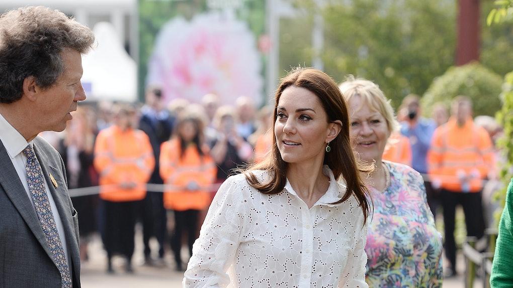 Kate Middleton S Go To White Superga Sneakers Are On