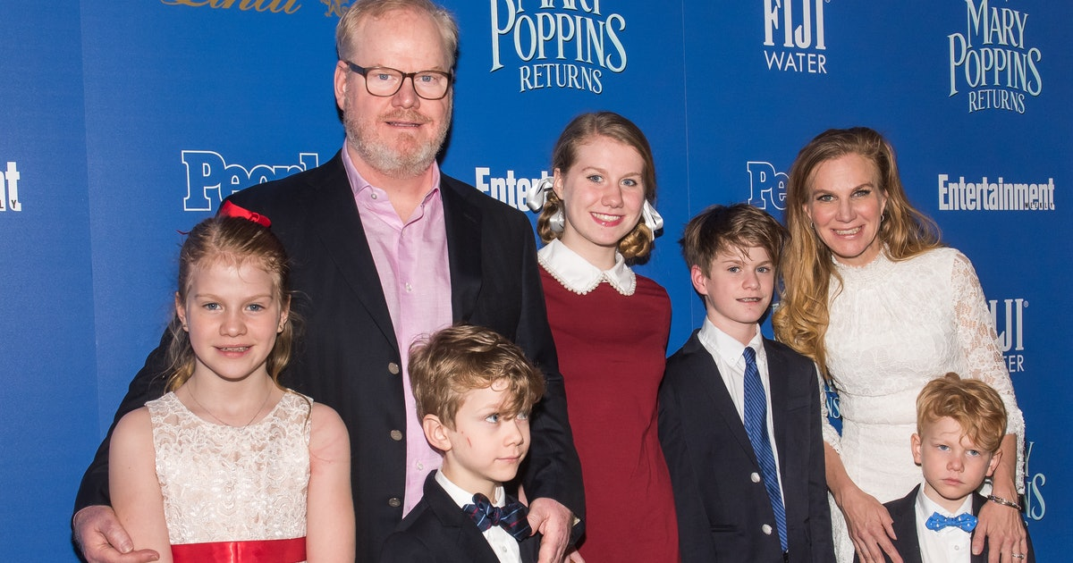 Jim Gaffigan Jokes About His Kids Are Totally Relatable To Parents Around The World
