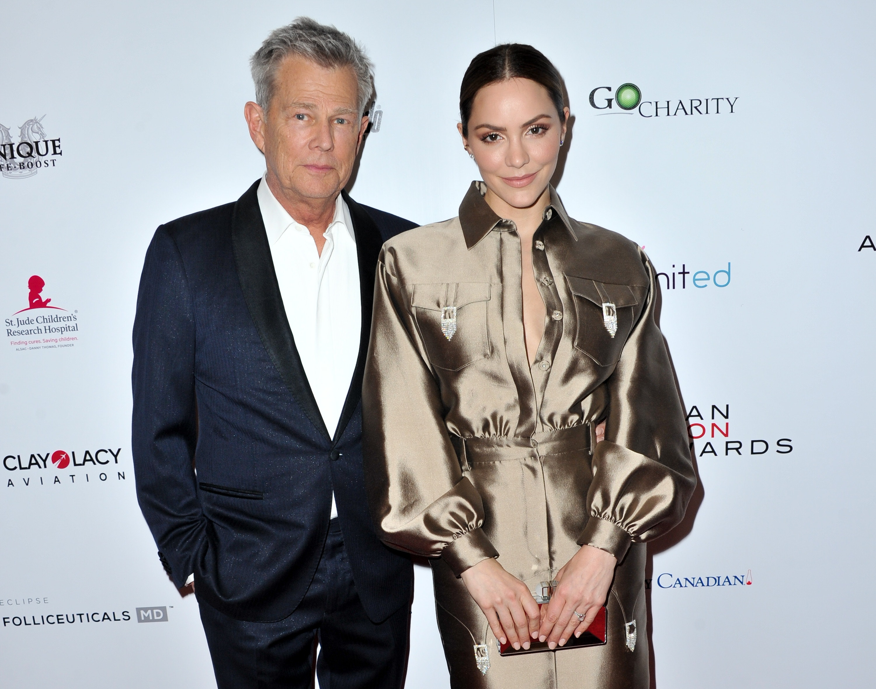 Katharine Mcphee David Foster S Age Gap Doesn T Bother The Music Producer At All