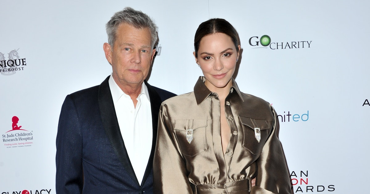 Katharine McPhee & David Foster's Age Gap Doesn't Bother The Music Producer At All