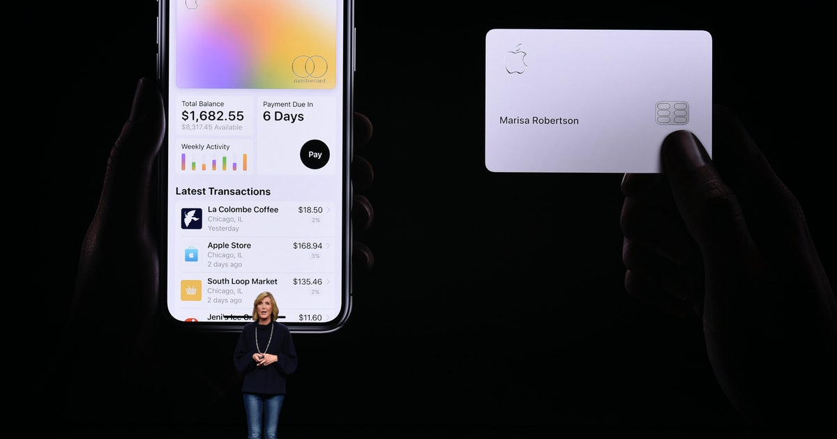 What Happens If You Lose Your Apple Card? It's A Pretty Simple Process