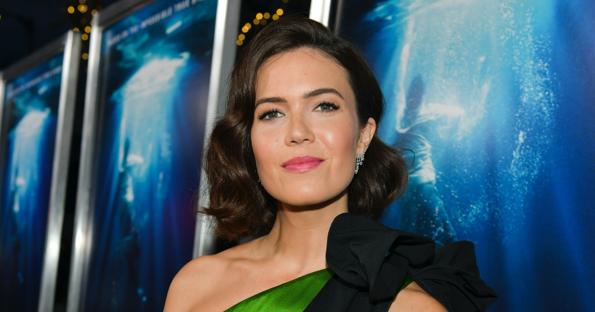 Mandy Moore's New Hair Color Will Make You So Excited For Fall
