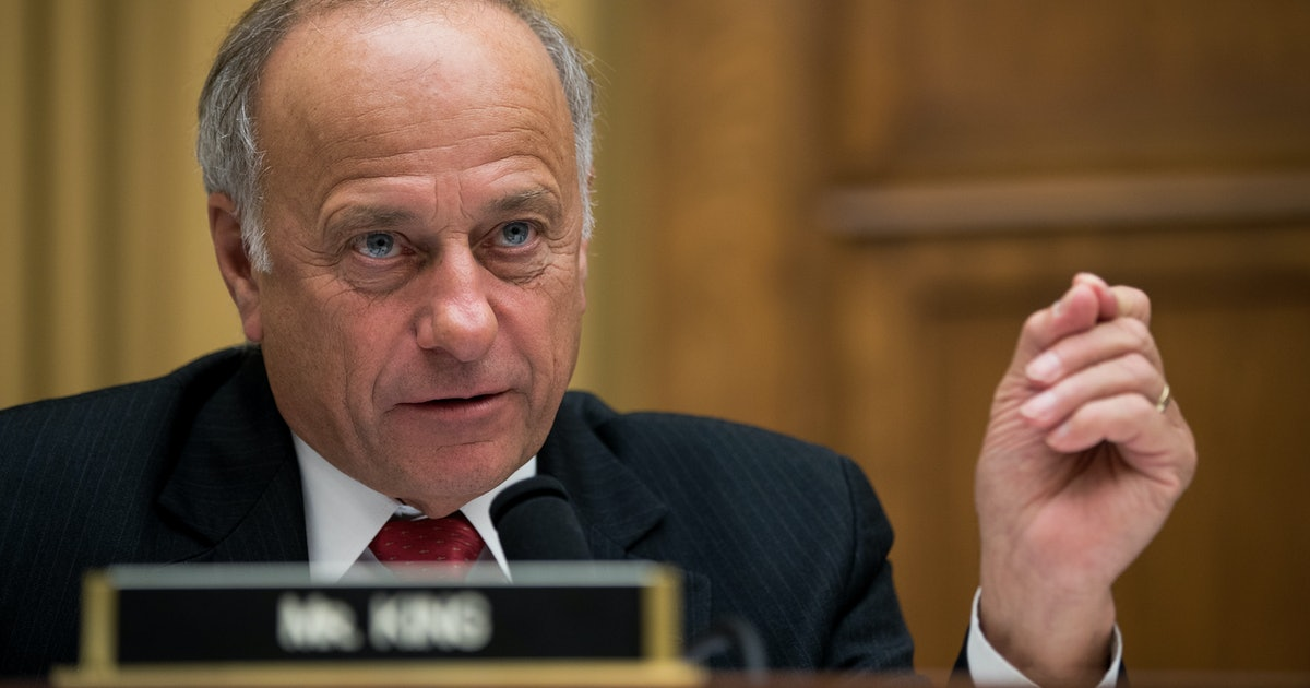 """These Tweets About Steve King's Comments About Abortion, Rape, & Incest Ask, """"WTF?"""""""