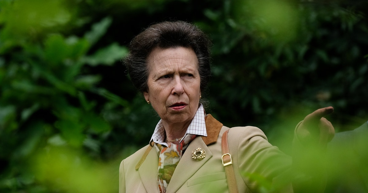 Princess Anne May Be The Coolest Royal Out There & This Is Why